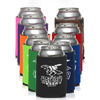 Assorted Premium 4mm Collapsible Can Coolers #KZEPUAST