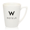 10oz. Latte Vitrified Porcelain Mugs
