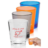 1.5 oz. Translucent Plastic Shot Glasses