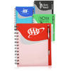 Spiral Notebooks with Front Pocket