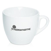 6 oz. White Coffee Mugs