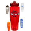 28 oz. Water Bottles with Ounce Guide