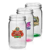 8 oz. Small Color Mason Jars