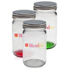 8 oz. Small Mason Jars with Lids