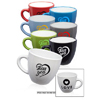 2 oz. Love is All Espresso Mugs