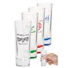 2 oz. Clear Cordial Shooter Shot Glasses
