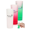 2 oz. Tall Shot Glasses - Colored & Frosted