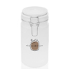 34 oz. Boswell Frosted Glass Storage Jars
