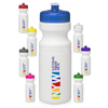 24 oz. Bike Water Bottles with Push-Pull Lids