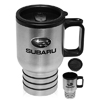 16 oz. Printed Stainless Steel Travel Mugs with Handle