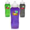 26 oz. Wave Plastic Water Bottles