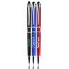 Diamond Accent Metal Stylus Pens