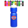 28 oz. Push Cap Plastic Water Bottles