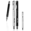 Swerve Clip Metal Rollerball Pens