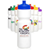 28 oz. Plastic Water Bottles with Push Cap