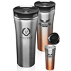 16 oz. Two Tone Stainless Steel Travel Mugs