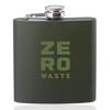 6 oz. Camo Stainless Steel Hip Flasks