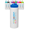 32oz. HDPE Plastic Water Bottles with Sipper Lids