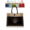 Cotton Pocket Jute Tote Bags