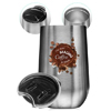14 oz. Stainless Steel Mugs with Side Lock Lid