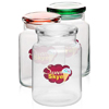 26 oz. ARC Flat Lid Colonial Candy Jars