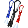 Small Keylight & Carabiner Keychains