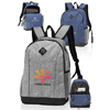 Two Tone Laptop Backpacks