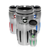 16 oz. Sporty Stainless Steel Discount Tumblers