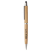 Twist Action Bamboo Stylus Pens