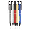 Grand Push Action 2-in-1 Metal Cell Stand Pens